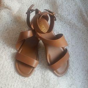 Franco Sarto sandals brand new
